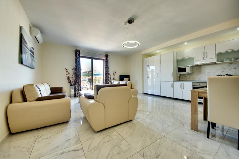 Appartement 56qm
